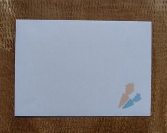 Carrot Envelope