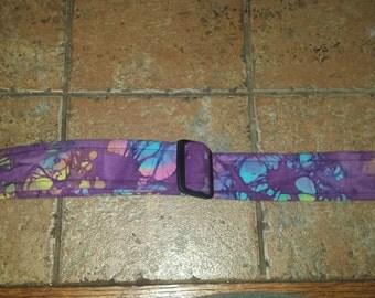 "Purple Haze 1.5"" dog collar"