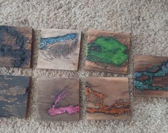 Pallet Wood Coaster
