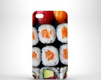 Hull Plateau of sushi iPhone 4S 5 5 c SE 6 S 6 PLUS & Samsung Galaxy S3 S4 S5 S6 S7 EDGE