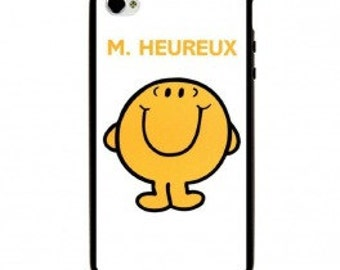Hull Mr happy iPhone 4S 5 5 c SE 6 S 6 PLUS & Samsung Galaxy S3 S4 S5 S6 S7 EDGE