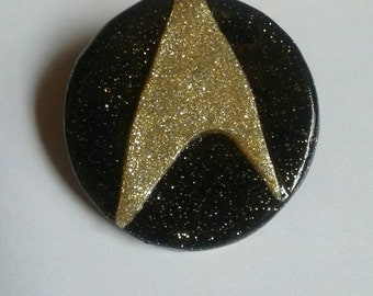 Star Trek Inspired Pin
