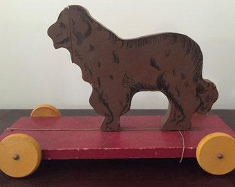 Child's Dog Walk Toy