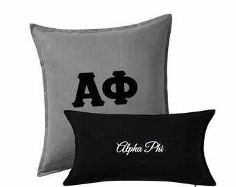 Alpha Phi  Pillow