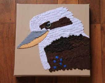 Kookaburra Canvas Art