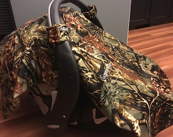 Realtree Camo Carseat Cover