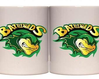 Battle toads coffee mug