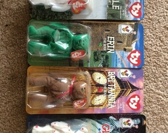 Complete set - Limited Edition Beanie Babies
