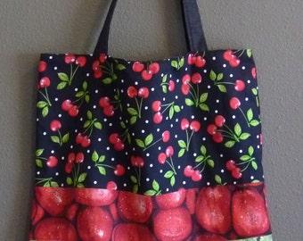 Charming Cherry Market Bag