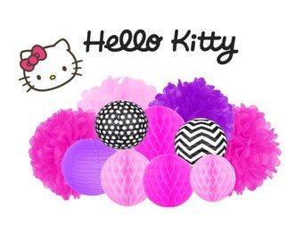 Hello Kitty Party Decoration - Hanging Decoration