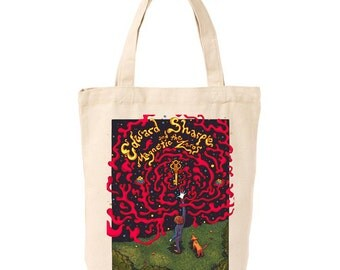 Edward Sharpe And The Magnetic Zeros Tote Bag. 100% Cotton Tote Bag
