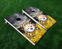 Unique Steelers Decal Related Items Etsy