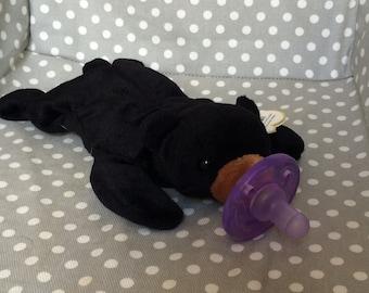 Paci Beanie- bear