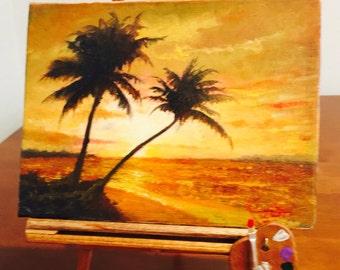 """Paraiso - 8x6"""" oil on canvas"""