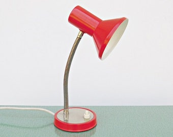 Desk lamp 70 years gooseneck cult