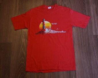 Vintage Long Island, New York Lighthouse T-Shirt