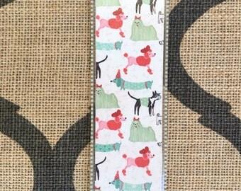 Furry Frenzy Laminated Bookmark