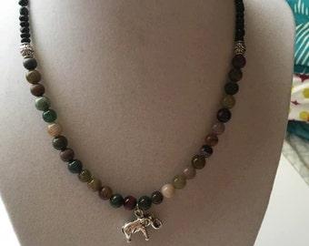 Lucky Elephant Necklace