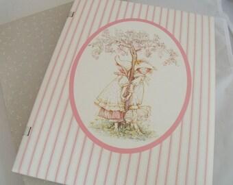 Holly Hobbie Photo Album Carlton Cards Original Box Vintage Never Used  (109)