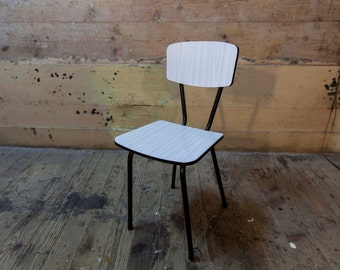 8 reconditioned MATCO 60 Formica chairs