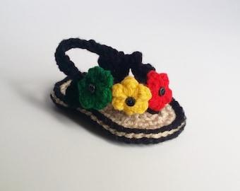 Rasta Sandals, Baby Shoes, Reggae