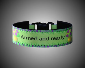 League of Legends Teemo inspired bracelet