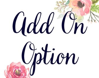 Add a Color Option