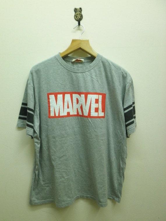 Vintage marvel comics superhero character t shirt street wear for Retro superhero t shirts