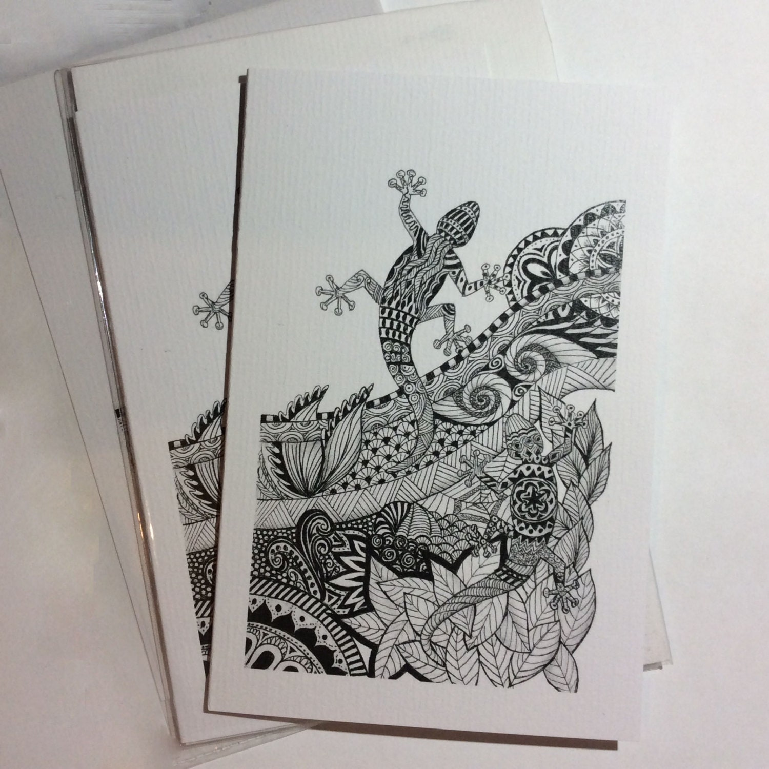 Zentangle Greeting Card. Zentangle Zentangle Art Zen Doodle
