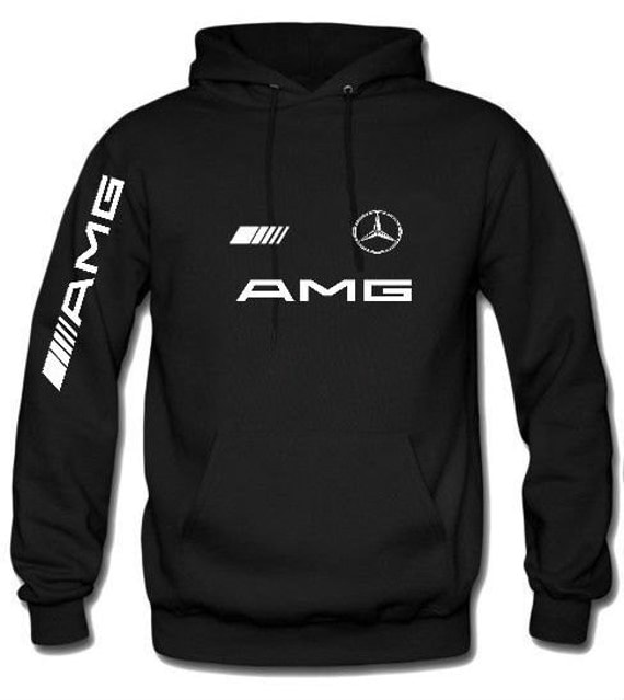 mercedes amg sweatshirt best quality unisex hoodie all colors. Black Bedroom Furniture Sets. Home Design Ideas