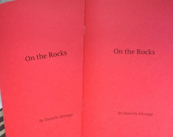 On the Rocks Chapbook