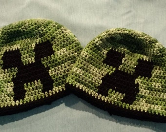Minecraft Creeper Hats