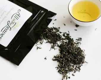 Chestnut Tranquility Green Loose Leaf Tea