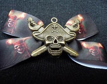 Disney bow - Pirates of the caribbean