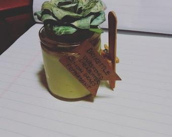 Organic Lemon Grass Body Butter