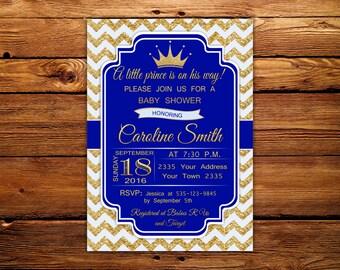 baby shower invitation boy royal invitation royal baby shower royal baby shower invitation