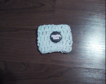Crocheted Cup Cozie