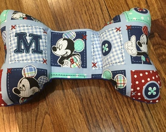 Mickey Mouse Infant car seat headrest/pillow