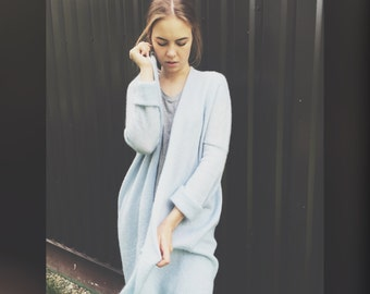 LIGHT BLUE MID sweater
