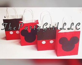 Mickey Mouse Party Bags !!