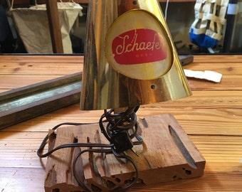 Schaefer Beer Lamp Light