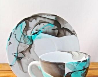 Beauty & No Beast Tea Cup Set