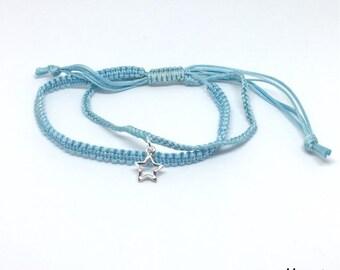 BFF bracelet with star