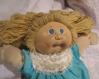 vintage original Cabbage Patch Kids, doll