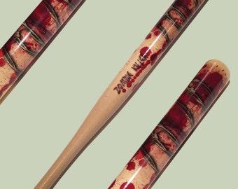 """Mini baseball bat 18"""" - Zombie """"Negan"""""""