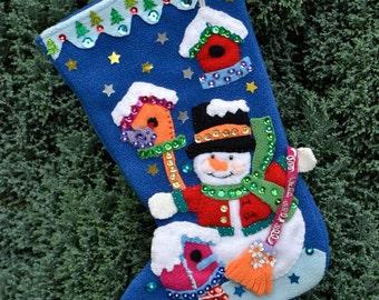 Personalized Christmas stocking, Xmas Stockings, Monogrammed Christmas stocking, Christmas Boot, Personalized christmas stockings