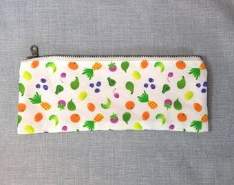 Fruity Pencil Case