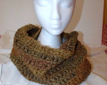 Woman's Cowl Scarf