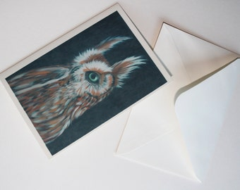 Original Owl Greeting Cards