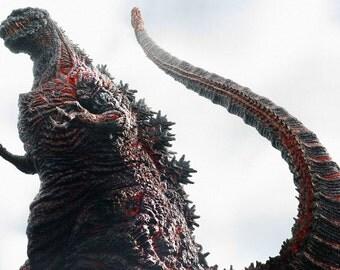Godzilla edible Etsy